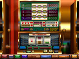 Triple Diamond 5 casino slot